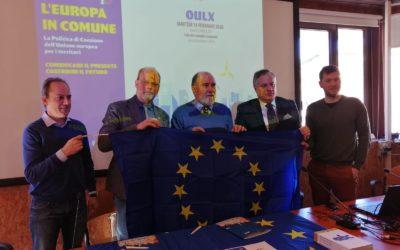 """Sportello """"Antenna Europa"""": firmato il Protocollo d'Intesa."""
